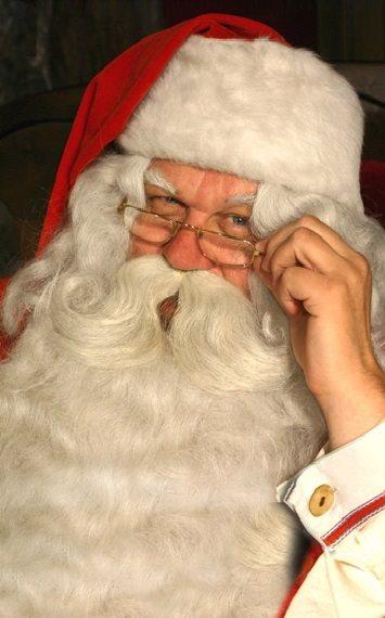 Babbo Natale Brutto.Babbo Natale Esiste Ramona Di Muro